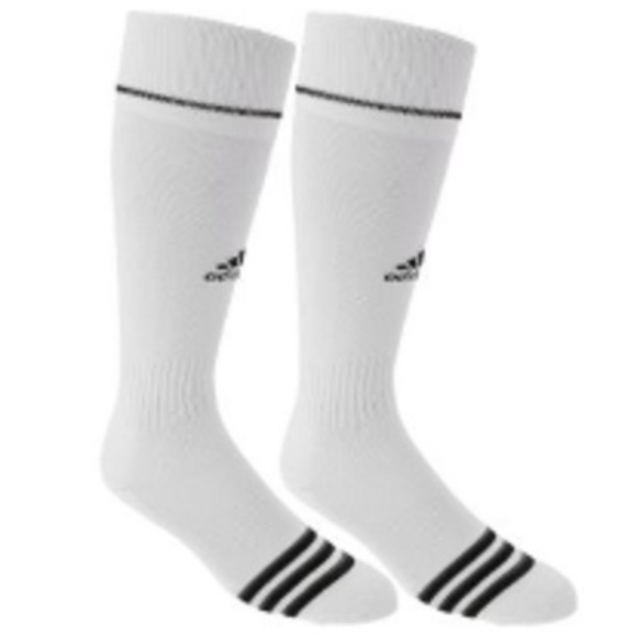 adidas Other - ADIDAS Climalite Baseball 2 Pair White Socks